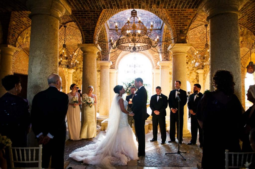 Bella Collina Wedding.Old World Elegance Inspired Wedding At The Club At Bella