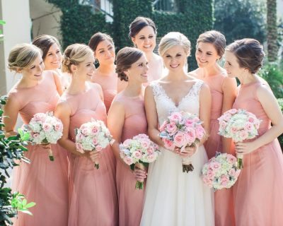 jenny-yoo-pink-bridesmaid-dresses