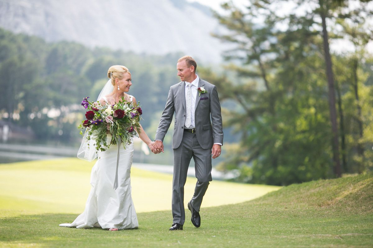 Once in a Lifetime Stone Mountain Golf Course Wedding at Atlanta ...
