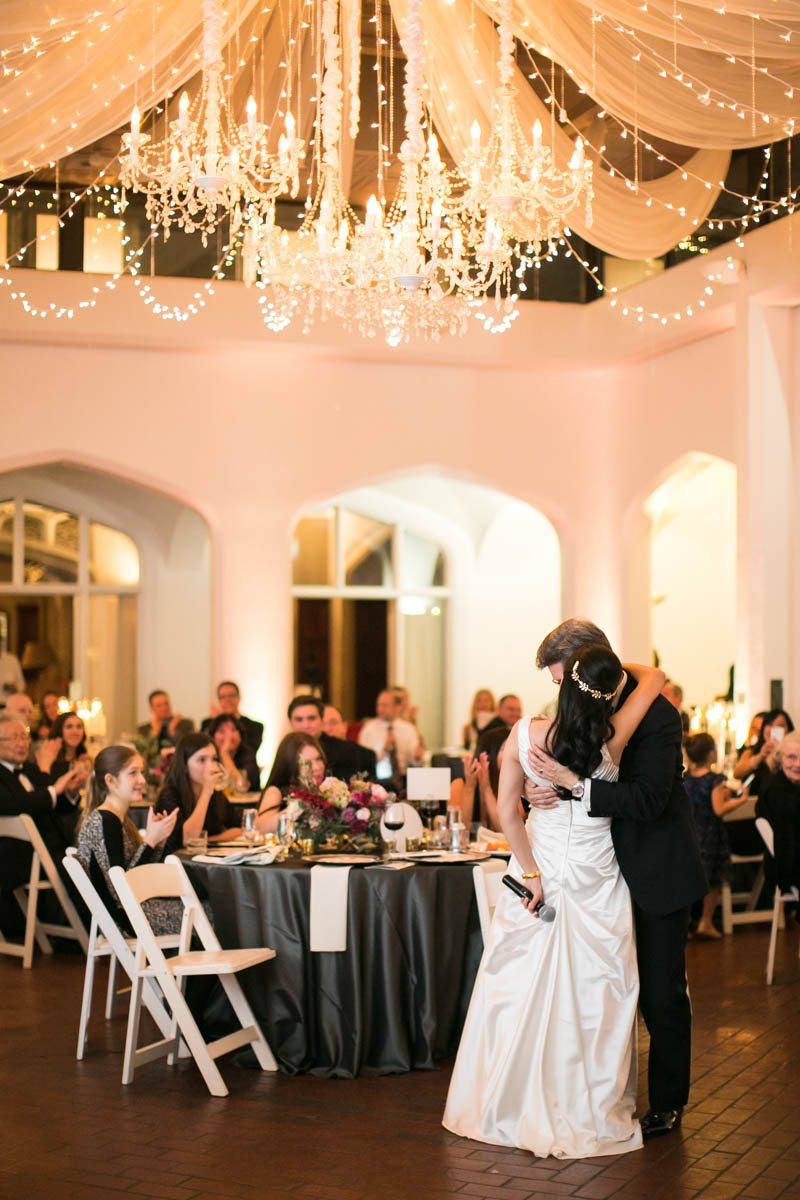 New Years Eve Wedding At Callanwalde Fine Arts Center In Atlanta