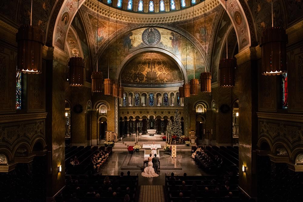 St. Clement Church wedding