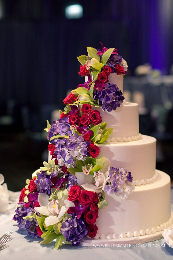 Wedding Cake Options At Hotel Arista