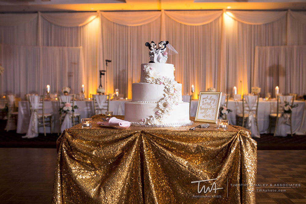 Hotel Arista Wedding Cake Package