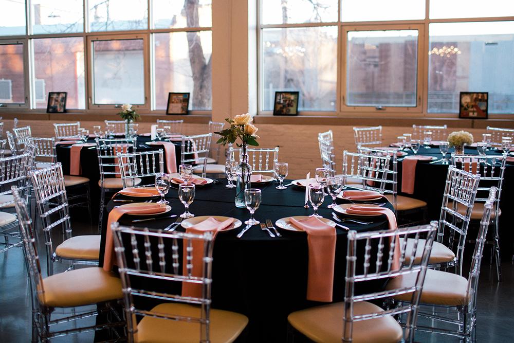 Room 1520 reception