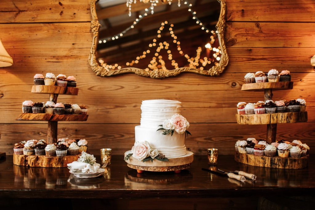 wedding cake rustic theme a relaxed rustic inspired wedding at cross creek ranch in 23736