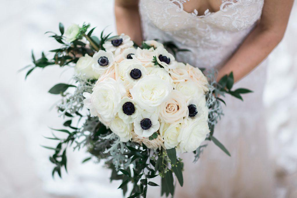 Elegant Blue + White Wedding at Ca\' d\'Zan Mansion in Sarasota, FL ...