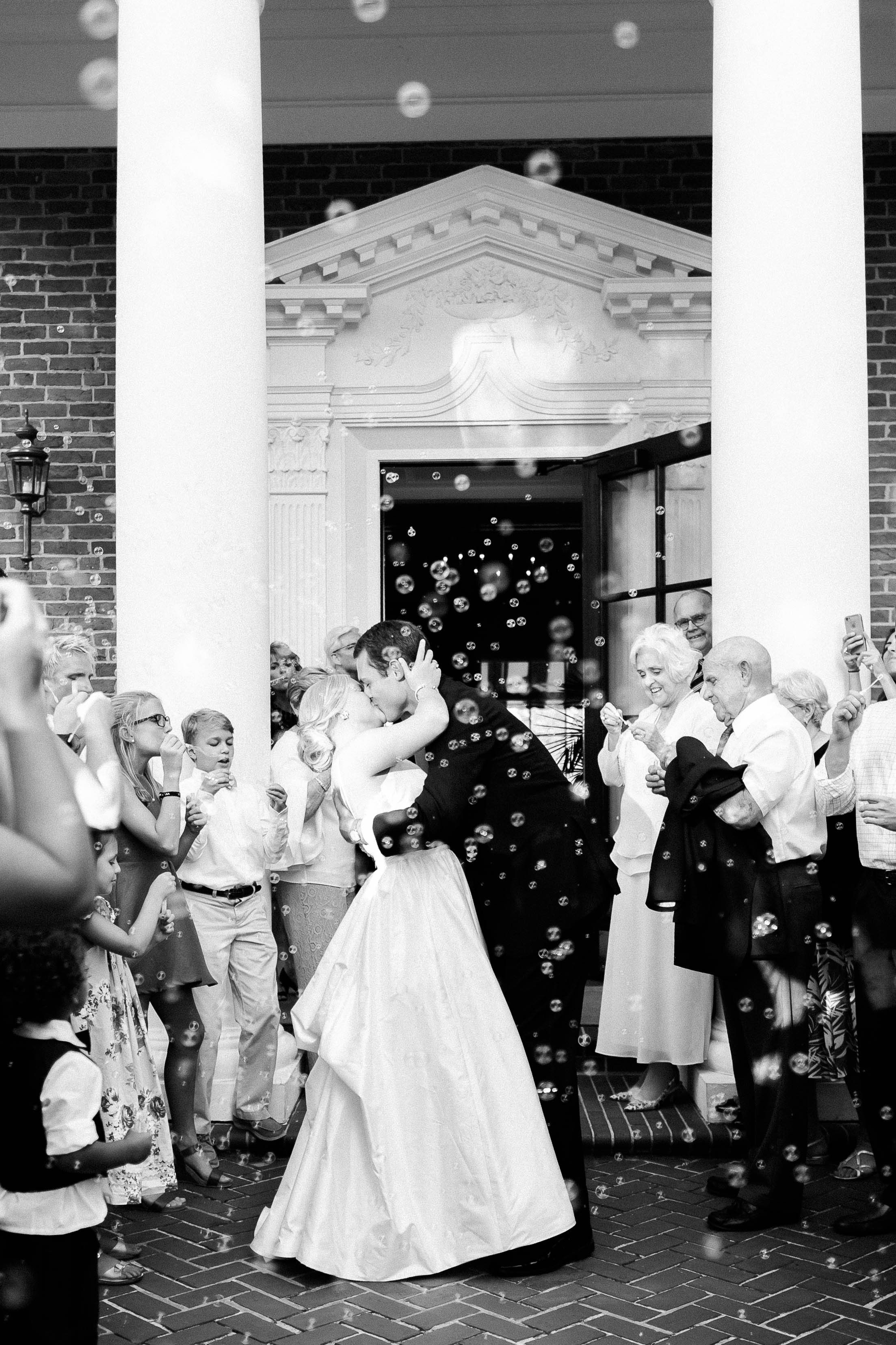 A Timeless Wedding Affair at Furman University in Greenville, SC ...