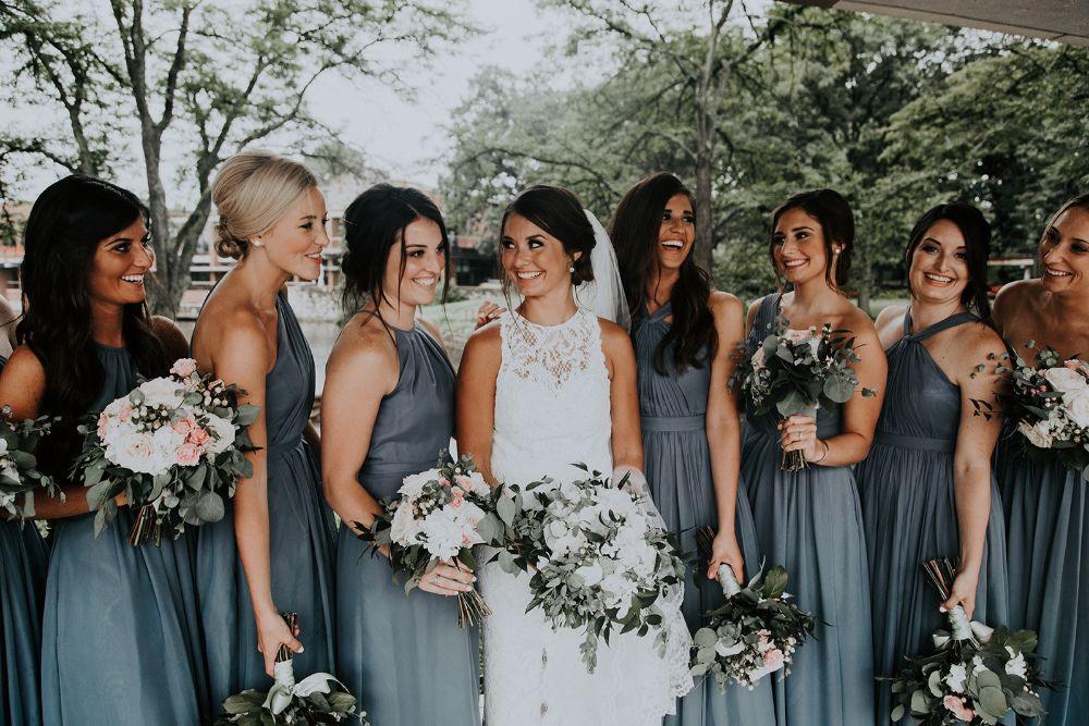 Bridal Brigade in Chicago, Illinois | Wedding Hair | Wedding Makeup