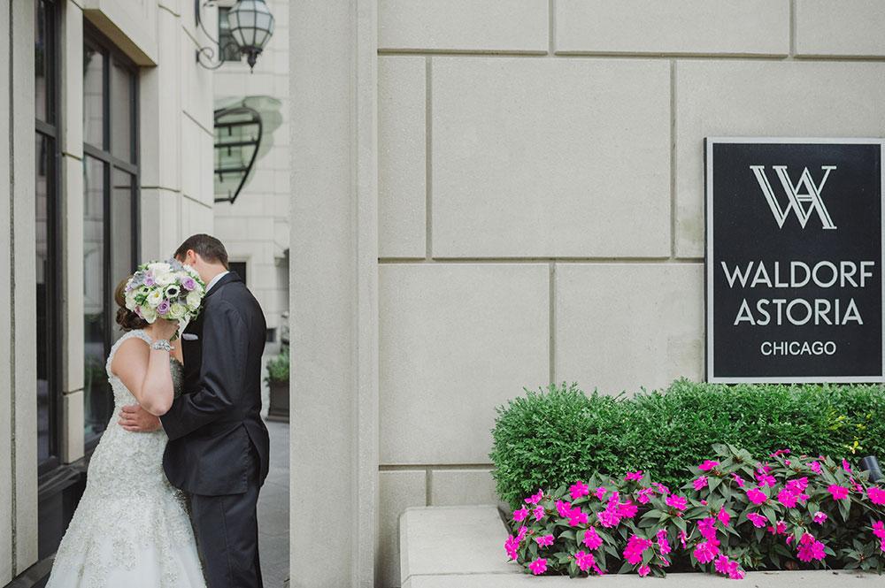 Waldorf Astoria reception