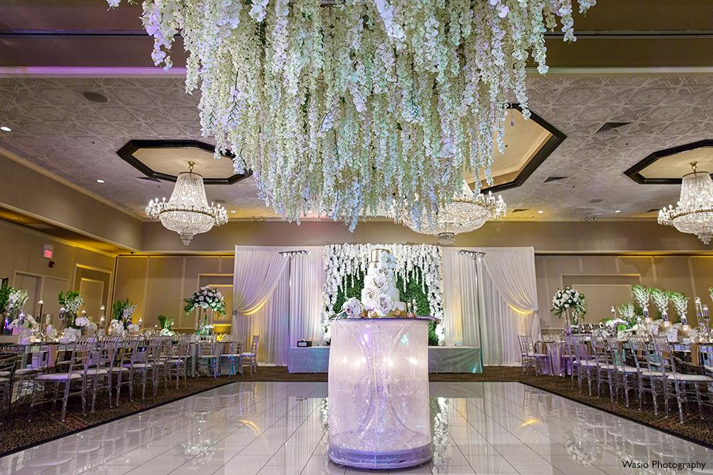 The Cotillion Banquets in Palatine, Illinois | Wedding Venue | Wasio Photography