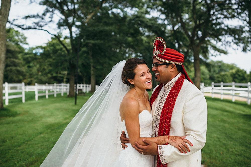 American indian wedding