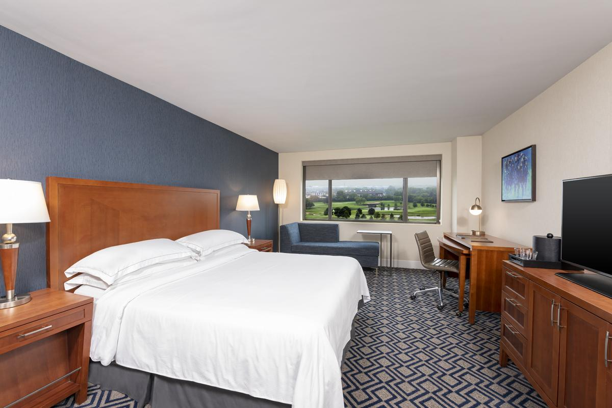 Hilton Chicago / Oak Brook Hills Resort and Conference Center in Oakbrook, Illinois Oak Brook Hills