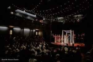 Mayne Stage in Chicago, Illinois | Wedding Venue