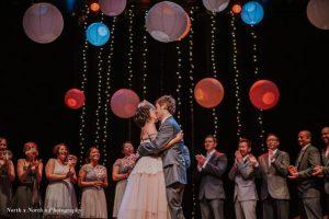 Mayne Stage in Chicago, Illinois | Wedding Venue
