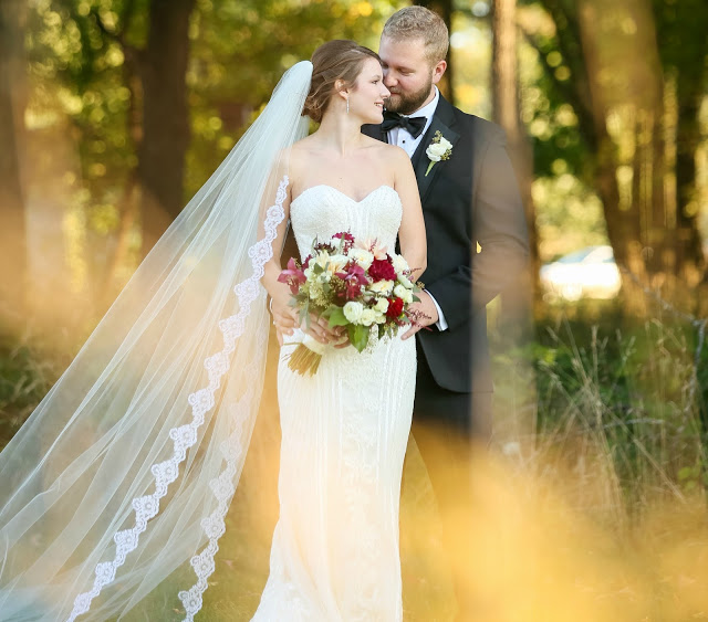 Real Wedding: Jorie+Scott