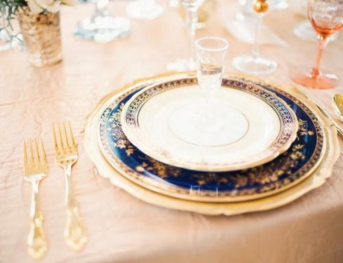 Place Setting Trends for 2017