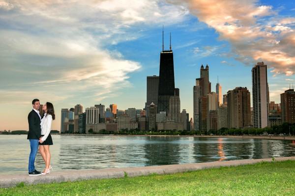 Rick Aguilar Studios in Chicago, Illinois