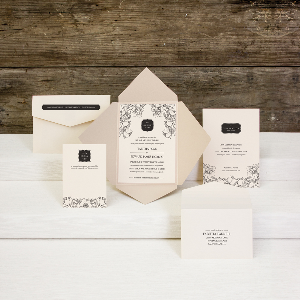 Invitations by Design in Geneva, Illinois