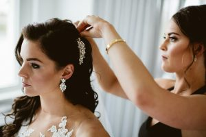 Bridal Team by Kate Johnson Artistry in Chicago, Illinois