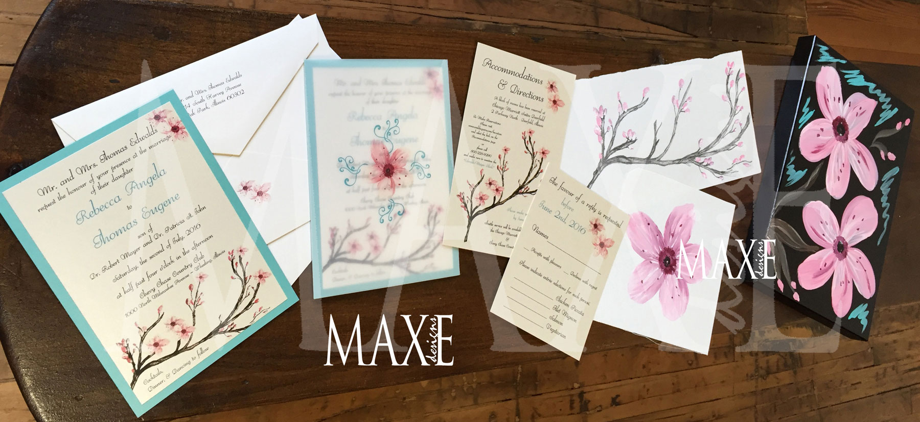 Maxe Designs LLC in Chicago, Illinois