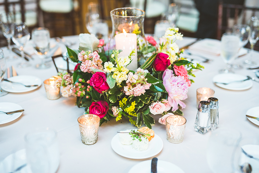Colorful And Romantic Lincoln Park Wedding The Celebration Society