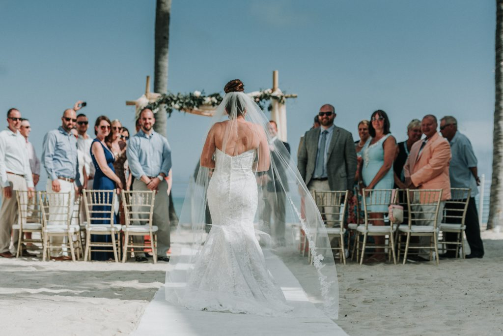 Intimate Beach Wedding at the Southernmost Beach Resort - The ...
