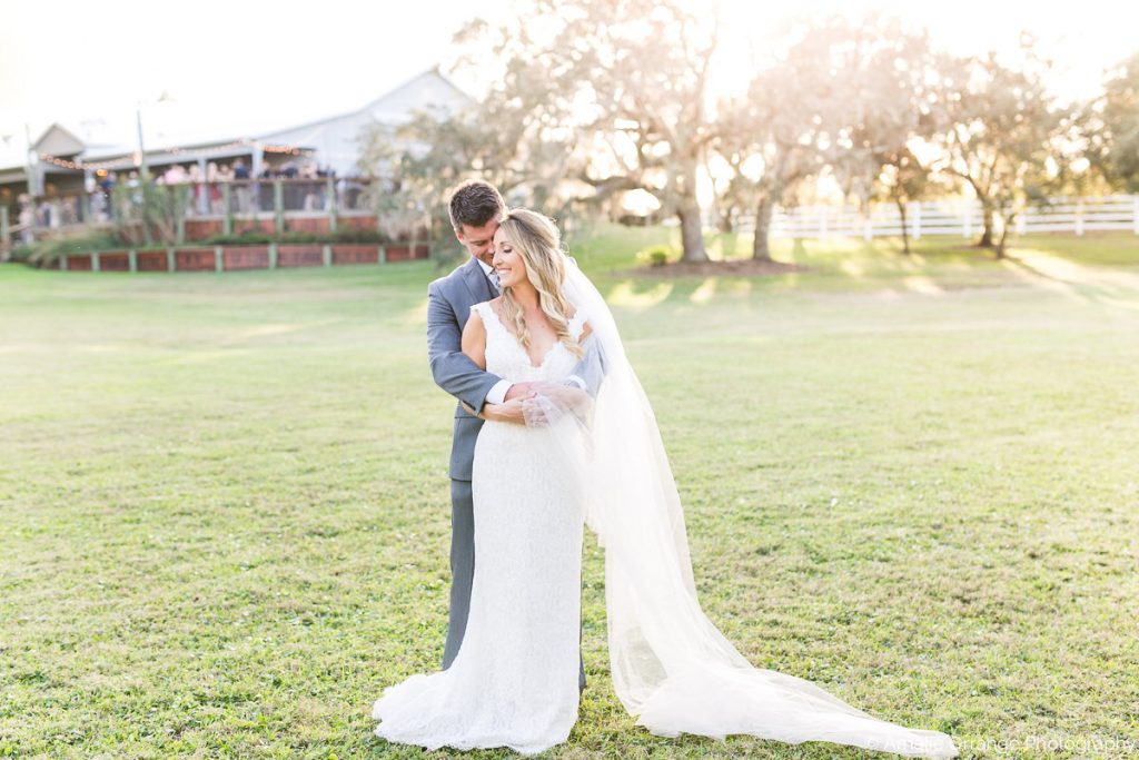 Rustic Romantic Wedding at Up the Creek Farms The Celebration Society
