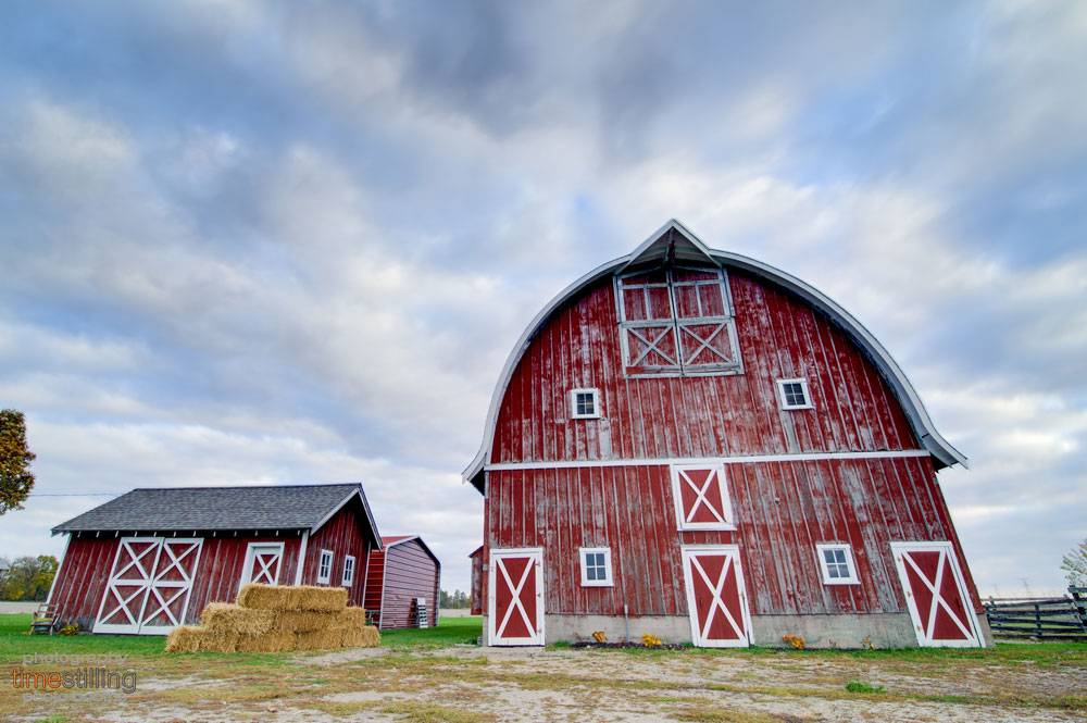 The Barn at Allen Acres in Rock Falls, Illinois