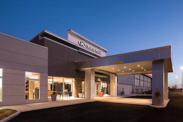 Crowne Plaza Chicago Southwest at Burr Ridge in Burr Ridge, Illinois