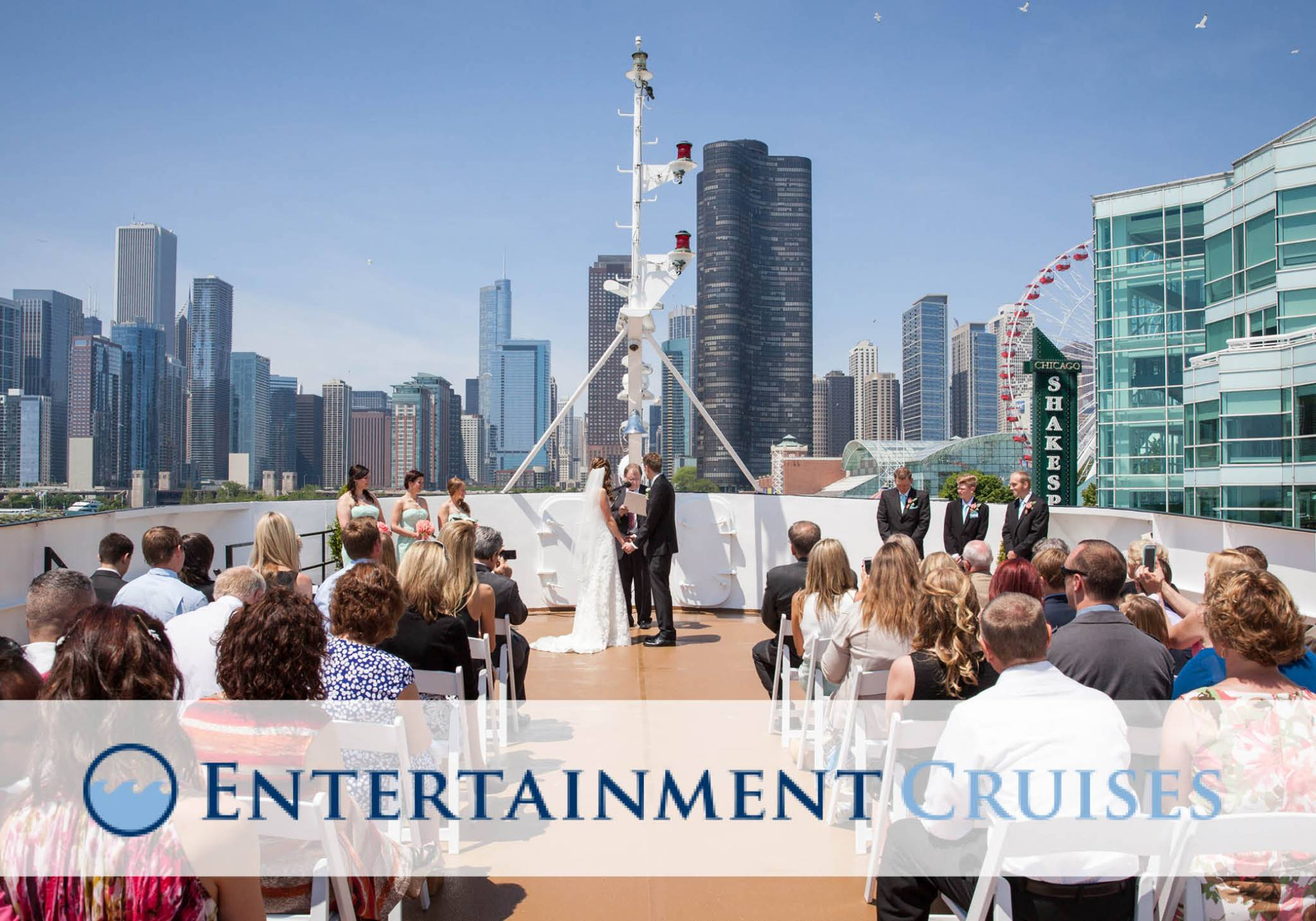 Entertainment Cruises Odyssey Cruises Chicago Illinois