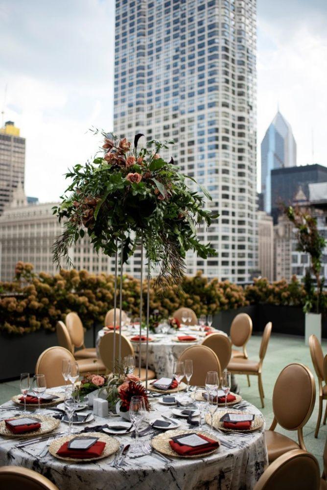 Kimpton Hotel Palomar | Rehearsal Dinner Venue | Wedding Venue | Chicago, Illinois