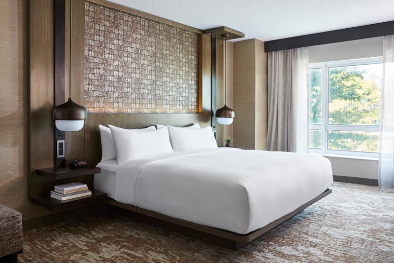 Chicago Marriott Southwest at Burr Ridge in Burr Ridge, Illinois