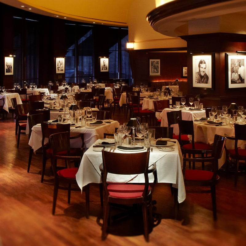 Shula's Steak House in Chicago, Illinois