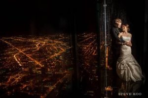 Skydeck Chicago in Chicago, Illinois