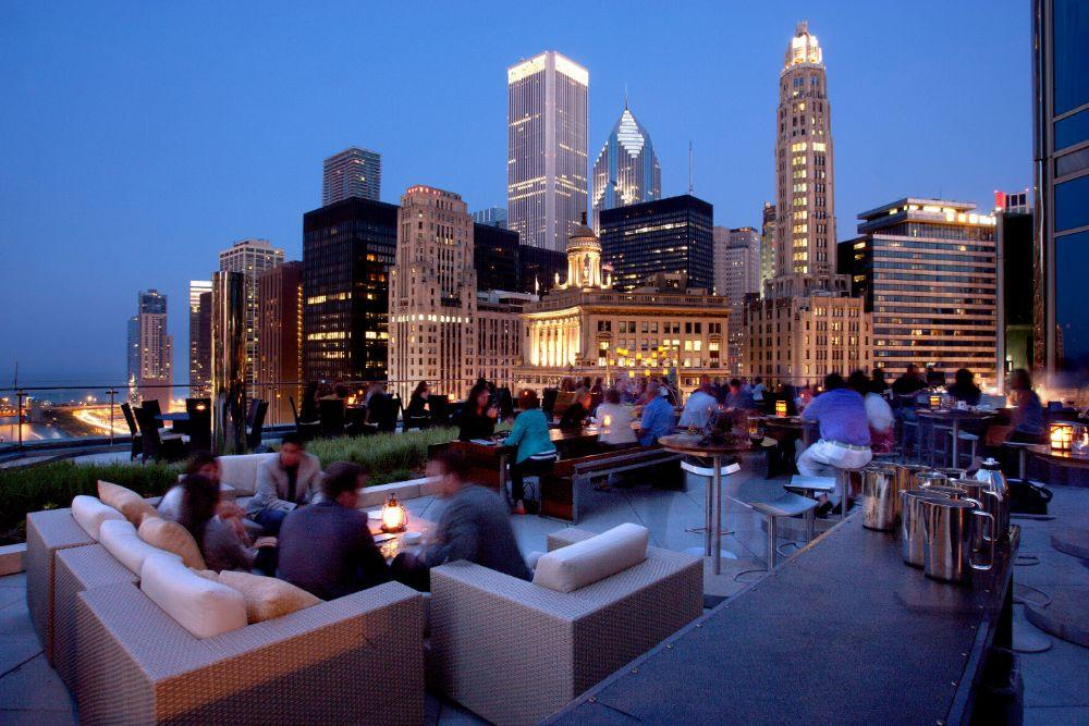 Terrace 16 | Chicago, Illinois | Trump Hotel | wedding venue