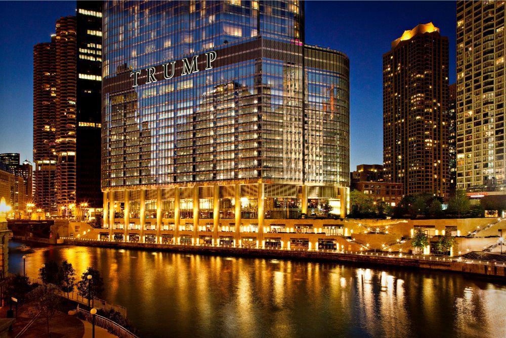 Trump International Hotel & Tower Chicago in Chicago, Illinois | wedding venue