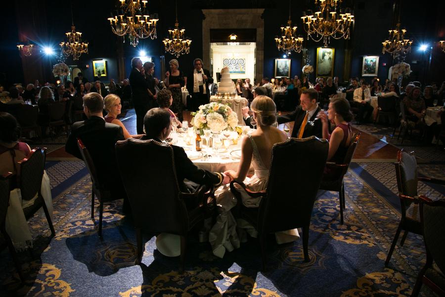 Union Club Chicago wedding