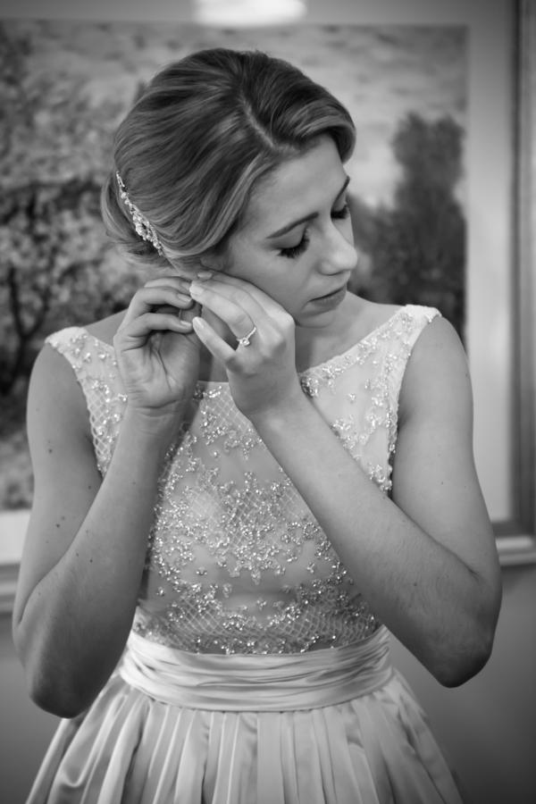 beautiful Chicago bride