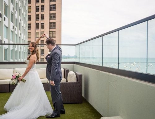 Local Love: Becky + Justin at The Museum of Science and Industry