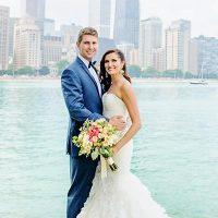 Real Wedding: Alicia & Michael
