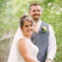 Real Wedding: Angela & Andrew