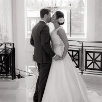 Real Wedding: Heather & Brandon