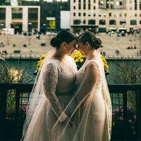 Real Wedding: Marla & Nicole