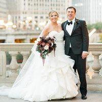 Real Wedding: Mary Marshall & Dave