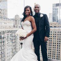 Real Wedding: Michelle & Derek