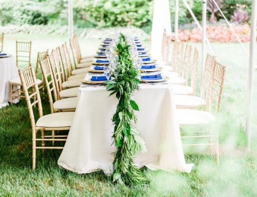 Styled Shoot: Whimsical Garden Wedding