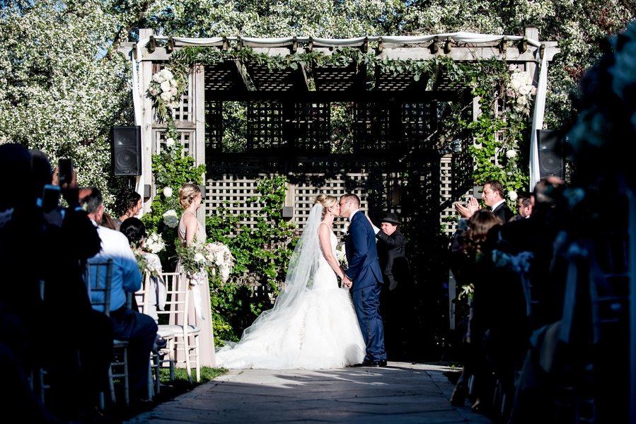 Galleria Marchetti wedding ceremony