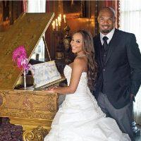 Danielle Daniels and Matt Forte Wedding