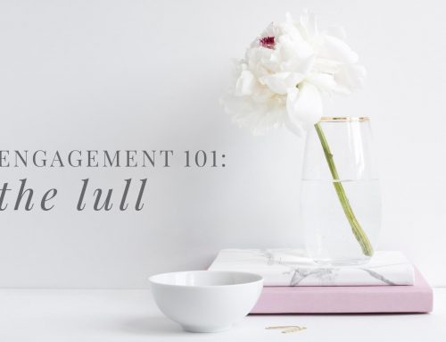 Engagement 101: The Lull