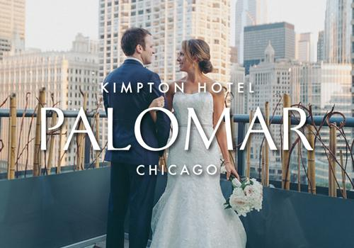 Hotel Palomar in Chicago, Illinois